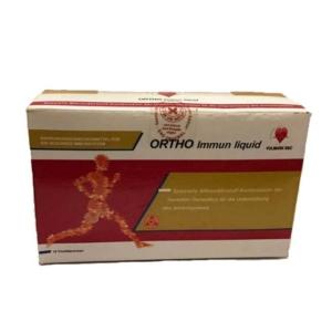 Ortho Immun Liquid Immunerősítő 10x25ml ampulla