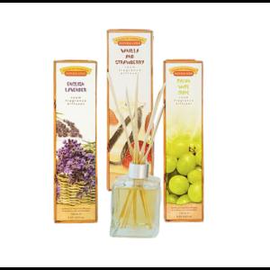Bambuszpálcás illatosító csomag - Vidéki idill