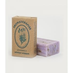 Aromaterápiás natúr szappan Levendula illóolajjal 90g