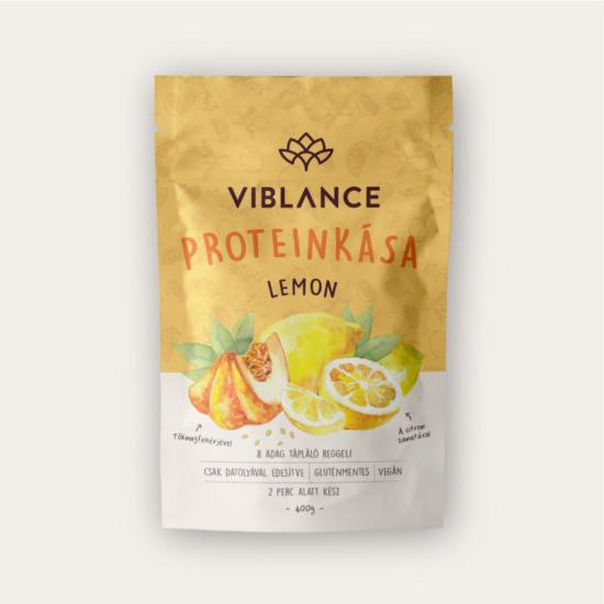 Lemon zabkása proteinkása