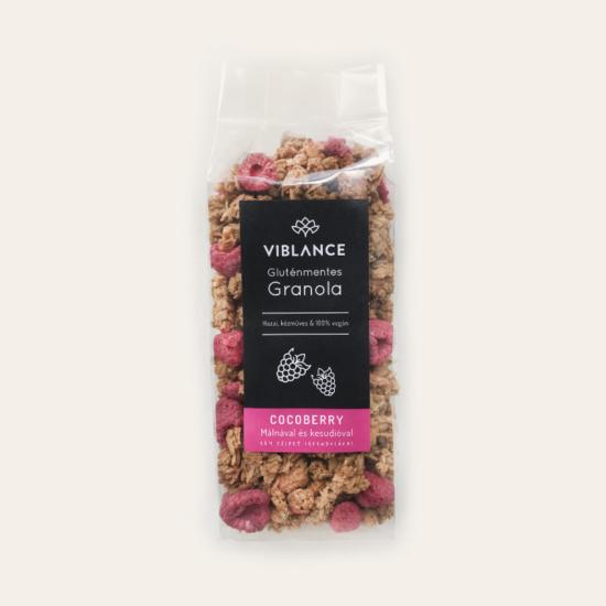 Cocoberry granola