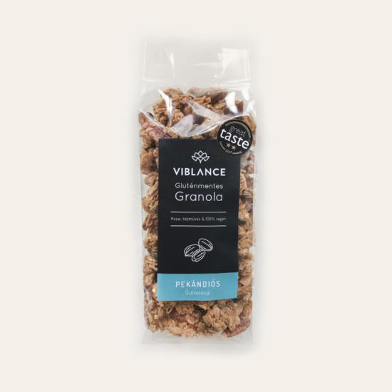 Pekándiós granola