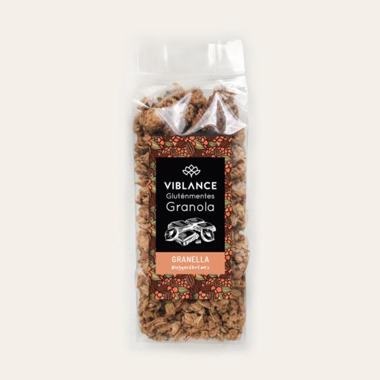 Granella mogyorókrémes granola
