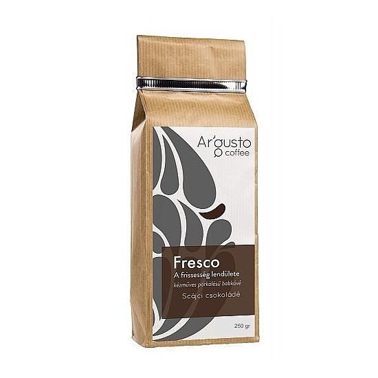 Ar'Gusto Fresco ízesített kávé (250 g, Szemes babkávé, Svájci csokoládé)