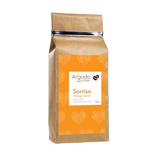 Ar'Gusto Sorriso (250 g, Durva őrlésű kávé)