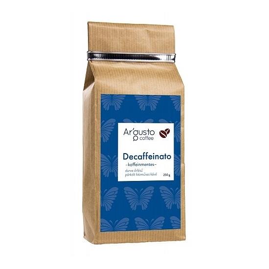 Ar'Gusto Decaffeinato (250 g, Durva őrlésű kávé)