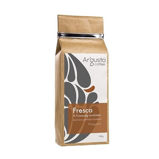 Ar'Gusto Fresco ízesített kávé (100 g, Szemes babkávé, Mogyoró)