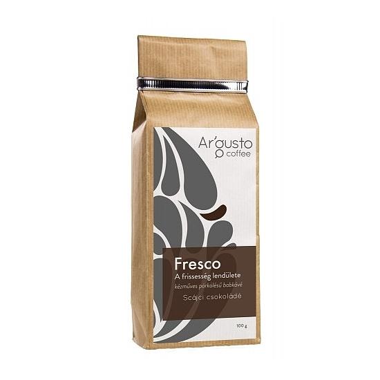 Ar'Gusto Fresco ízesített kávé (100 g, Szemes babkávé, Svájci csoki)