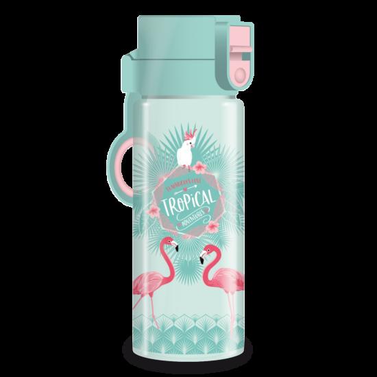 BPA mentes kulacs - 475ml (Pink Flamingo)