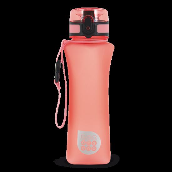 BPA mentes kulacs  Matt - 500ml (Korallpiros)