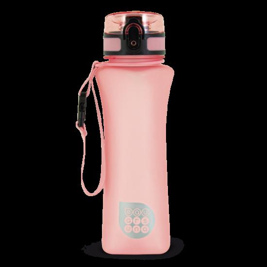BPA mentes kulacs  Matt - 500ml (Rózsaszin)
