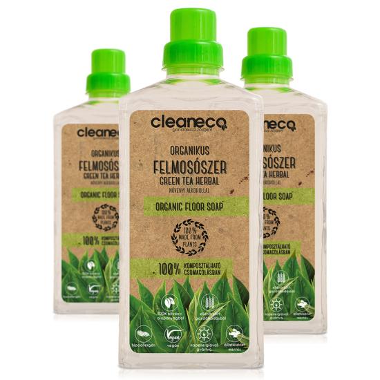 Organikus felmosószer- komposztálható csomagolásban 1 L (Herba)
