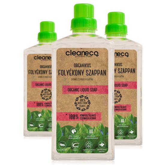 Folyékony szappan-komposztálható csomagolásban (1 L)