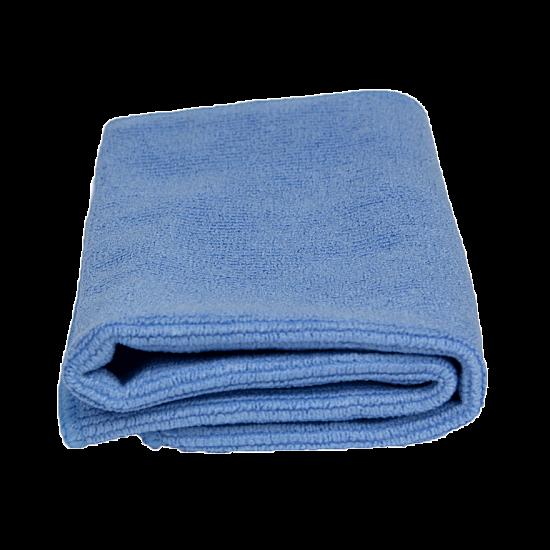 Mikroszálas törlőkendők (kék, 1 db, Hologram stop, 40x40)