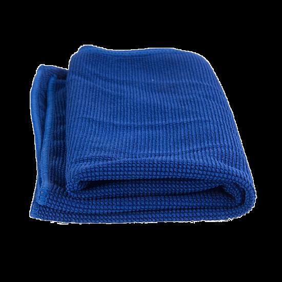 Mikroszálas törlőkendők (kék, 1 db, Polírozó, 40x40)