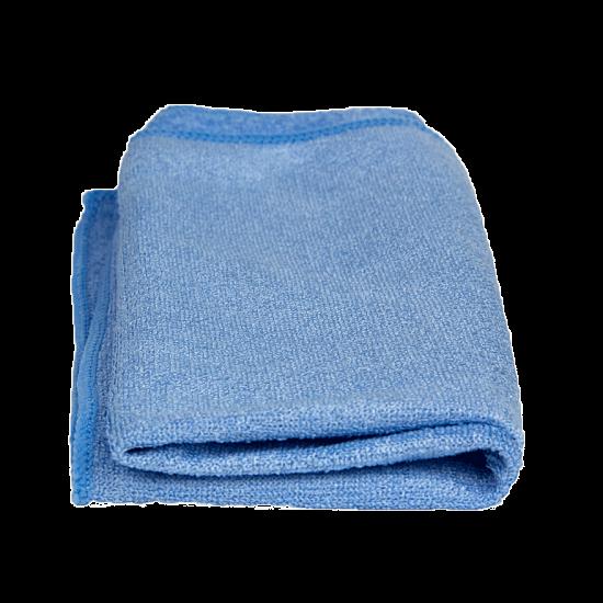 Mikroszálas törlőkendők (kék, 1 db, Portörlő, 40x40)