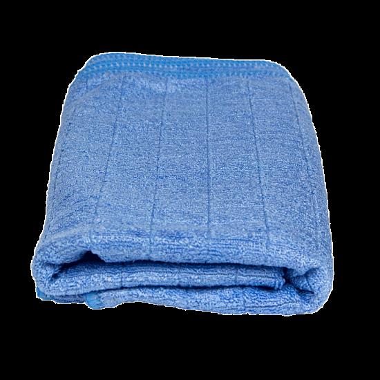 Mikroszálas törlőkendők (kék, 1 db, Universal plus, 65x45)
