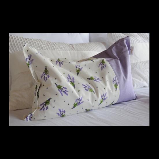 Aromaterápiás tönkölypelyva pihenőpárna (nagy (30x55 cm))