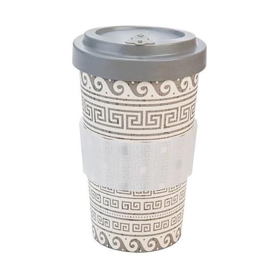 Bambuszpohár (Greek, 500 ml)