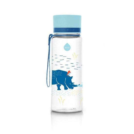 BPA mentes kulacs - 600ml (Rinocérosz)