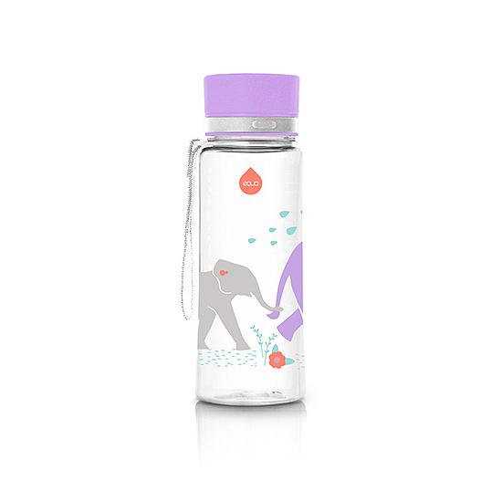 BPA mentes kulacs - 600ml (Elefánt)