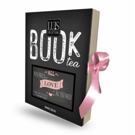Könyv Tea - A szeretet teája