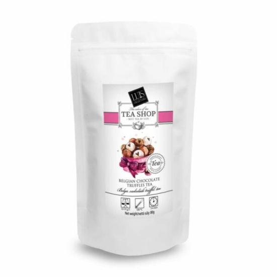 Tasakos tea (80 g, Belga csokoládé trüffel)