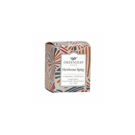 Greenleaf Illatgyertya dobozos (56g, Heirloom Spice)