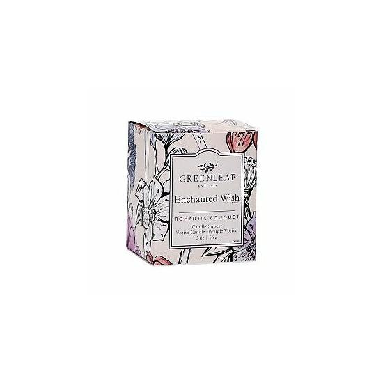 Greenleaf Illatgyertya dobozos (56g, Enchanted Wish)
