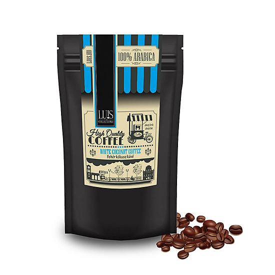 Luis kávék (90 g, Szemes babkávé, Fehér kókusz)