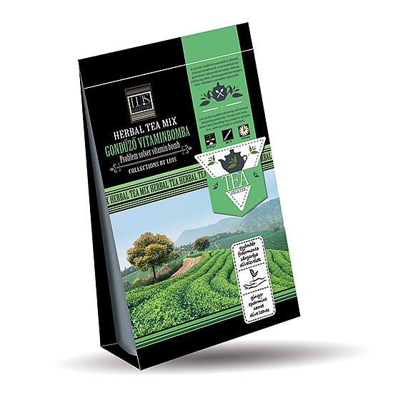 Herbál tea - Gondűző vitaminbomba
