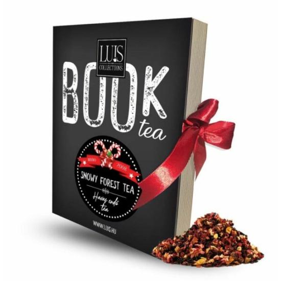 Könyv Tea - Havas erdő