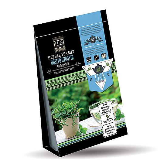 Herbál tea - Hűsítő gyógyír