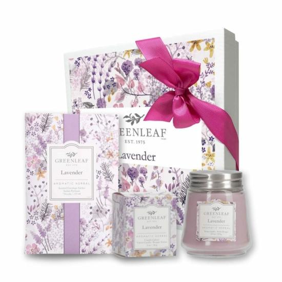 Greenleaf ajándékcsomag (Lavender)