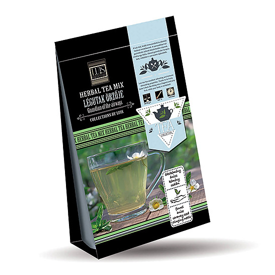 Herbál tea - Légutak őrzője