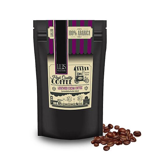 Luis kávék (90 g, Szemes babkávé, Levendula)