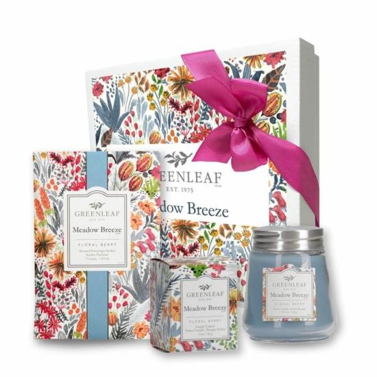 Greenleaf ajándékcsomag (Meadow Breeze)