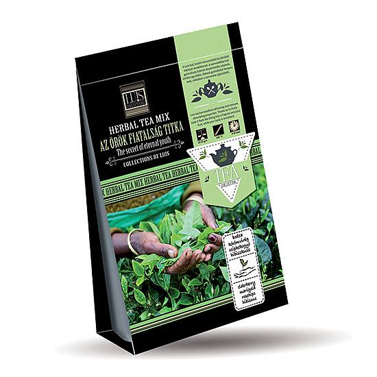 Herbál tea - Örök fiatalság titka