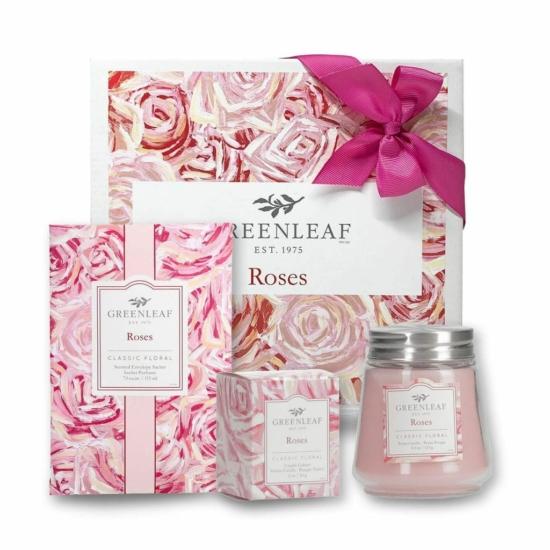 Greenleaf ajándékcsomag (Roses)