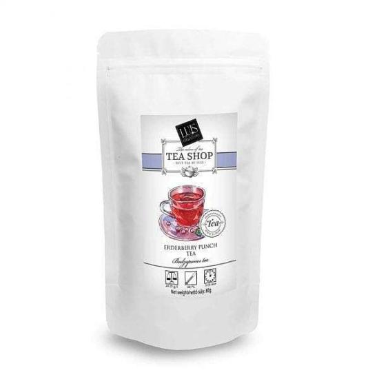 Tasakos tea (80 g, Bodzapuncs)