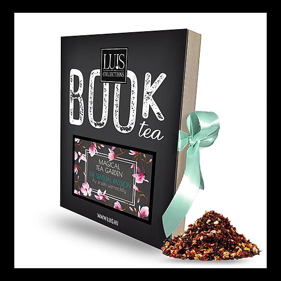 Magical tea garden könyv tea - Az érzéki szenvedély