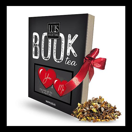 Könyv Tea - Te meg én