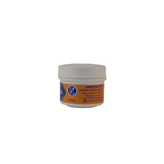 MM - Sheavaj hab narancs-kókusz (10 ml)