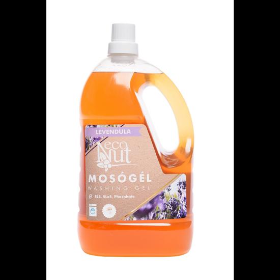 EcoNut mosódiós mosógél (3000 ml, levendula)