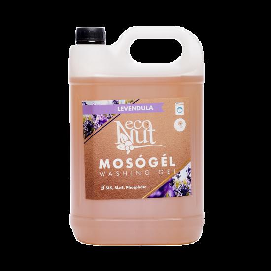EcoNut mosódiós mosógél (5000 ml, levendula)