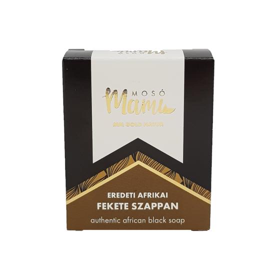 MM - Fekete Szappan 100g