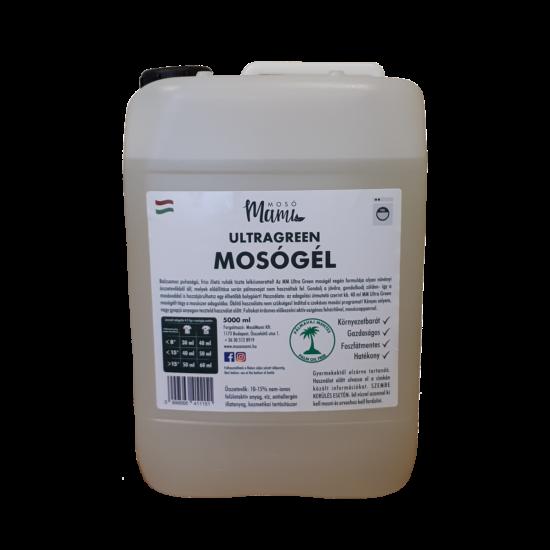 Ultragreen Mosógél (pálmavaj mentes) (5000 ml, Illatos)