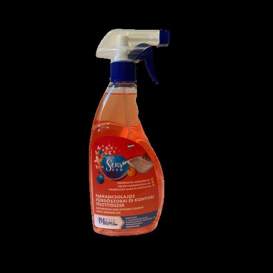 SensEco Narancsos Tisztítószer (500 ml)