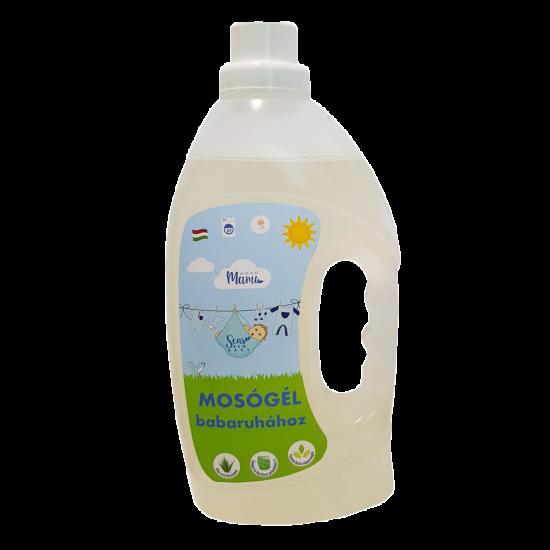 SensEco Baby mosógél babaruhához (1500 ml - fiú)