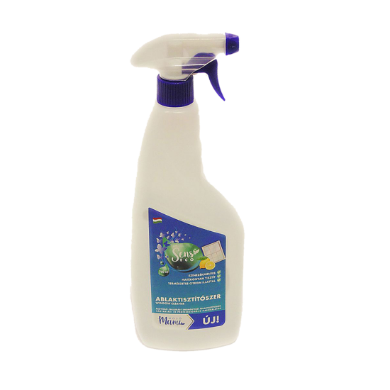 SensEco Ablaktisztítószer (750 ml)